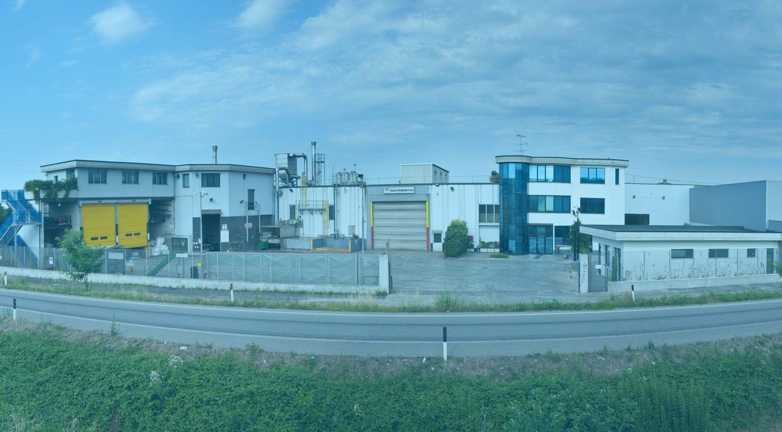 trattamento rifiuti industriali, electrometal